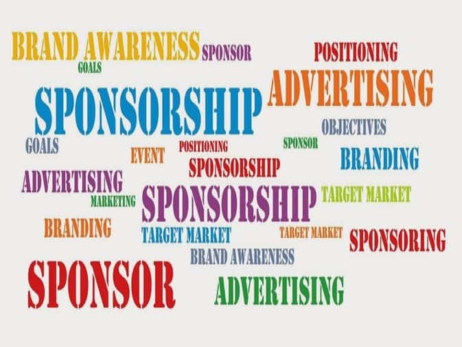 Jack Massey sponsorship