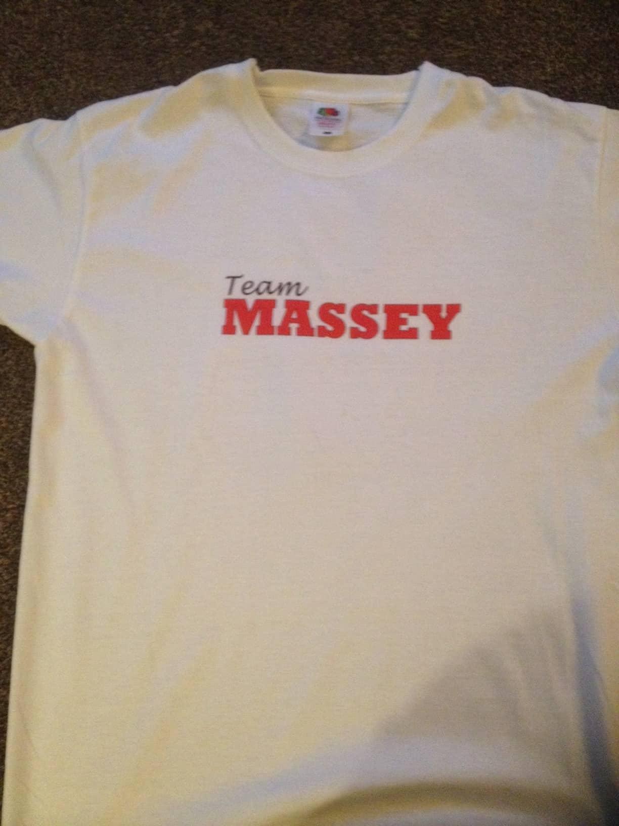Jack Massey t-shirt