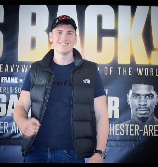 Jack Massey - Tyson Fury Hes Back undercard